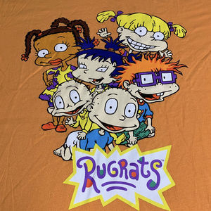 Nickelodeon Rugrats animated tee size M